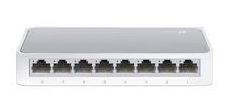 Switch Tp-link Tl-sf1008d De 8 Portas 10/100mbps Hub