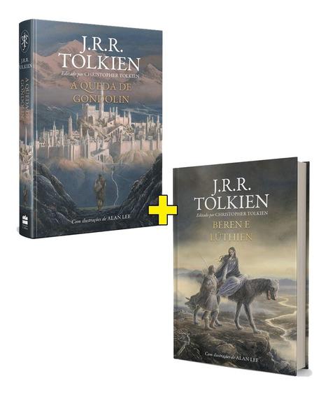 Livro Beren E Lúthien + A Queda De Gondolin - J. R R Tolkien