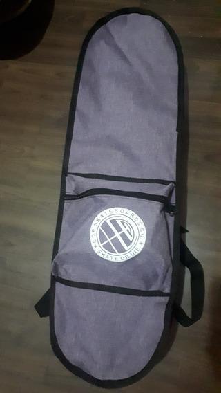 Skatebag Cdp Portaskate Bolso Capacidad 2 Tablas Impermeable