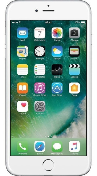 iPhone 6 16gb Refurbished Lacrado - Prata