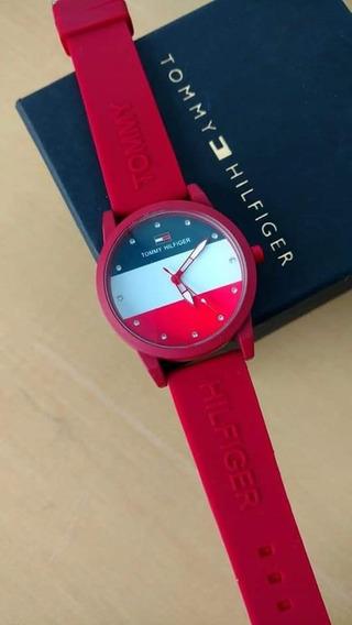 Relógio Tommy Hilfiger Para O Dia Dos País