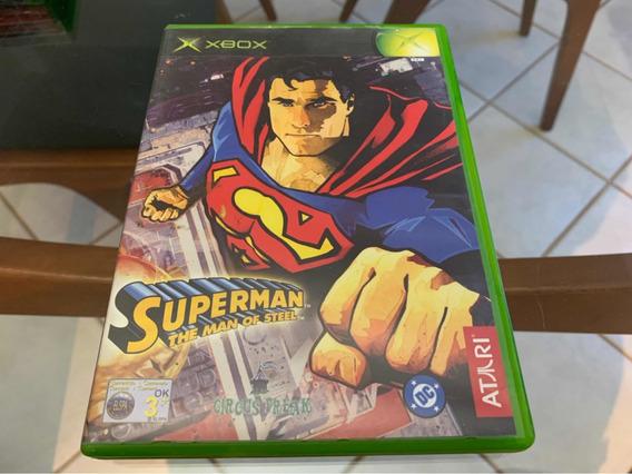 Superman Atari Xbox Clássico