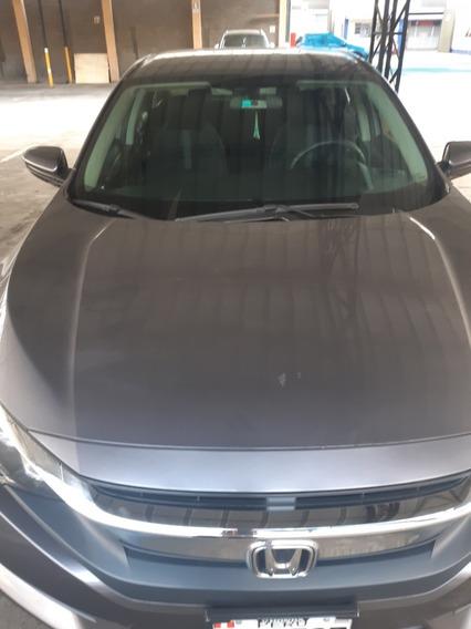 Honda Civic Sedan Año De Fabricación 2017 Versión Lx Automát