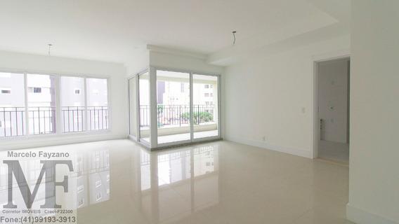 Apartamento Curitiba Em Excelente Localização 306m2