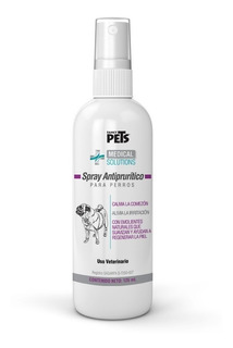 3 X Spray Antipruritico Medical Solution 125ml Fancy Pets