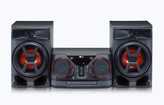 Equipo De Sonido Lg Ck43 300watts