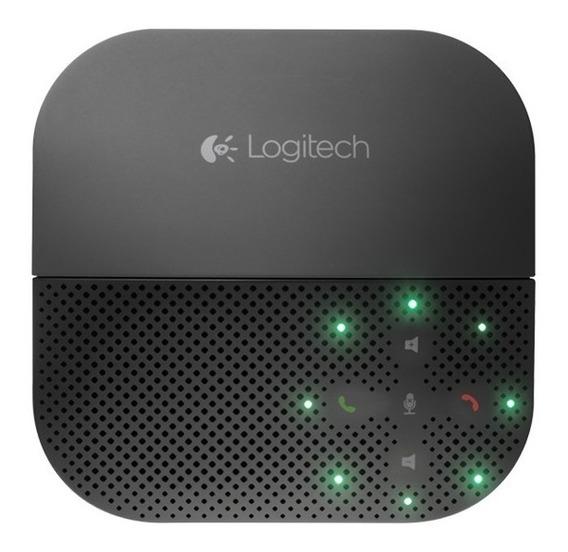 Parlante Logitech B2b P710e Black