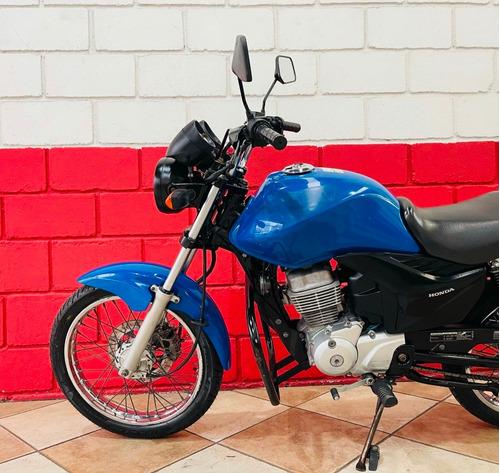 Honda Cg 150 Cargo Esdi - 2013 - Km 38.000