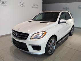 Mercedes-benz Clase M 5.5l Ml 63 Amg At
