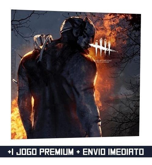 Dead By Daylight + 1 Jogo Premium Steam - Envio Imediato Pc