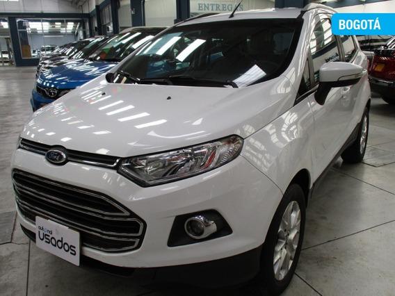 Ford Ecosport Titanium 2.0 4x2 Aut Ucs013