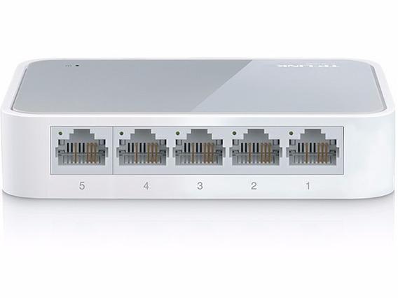 Switch 5p Tp-link Sf1005d 10/100 Desktop