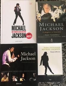 Colecao Michael Jackson (4 Livros)