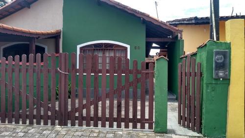 Imagem 1 de 11 de Compre Uma Casa De Praia R$ 160 Mil A 600 Metros Do Mar .
