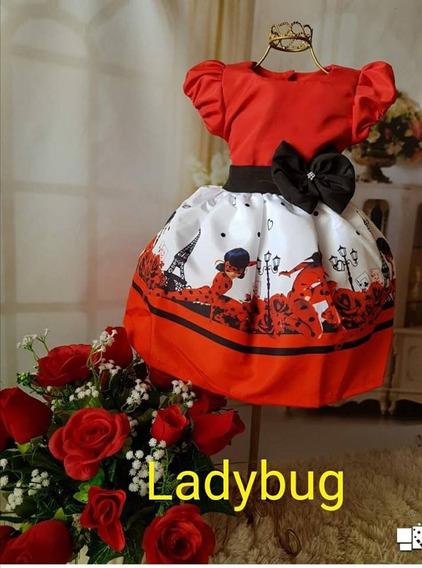 Vestido Temático Ladyburg