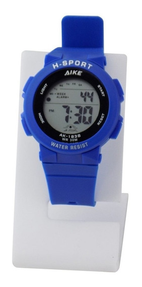 Relógio Infantil Masculino Esportivo Digital Prova D