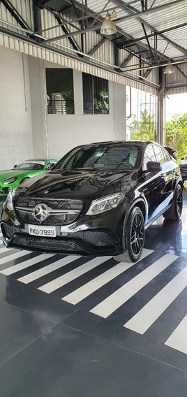 Mercedes-benz Gle 63 Amg 4matic Coupé