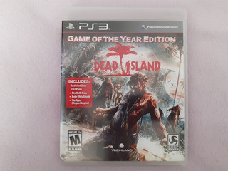 Dead Island Game Of The Year Edition Para Ps3