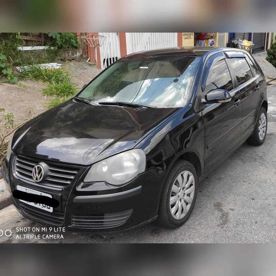 Volkswagen Polo 1.6 Bluemotion Total Flex 5p 2010