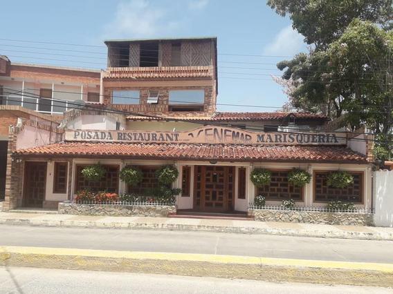 Posada Restaurant En Tucacas Cod. Indip-004