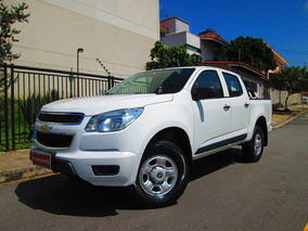 Chevrolet S10 2015 2.4 Ls Cab. Dupla 54.000 Km Flex 4p Nova
