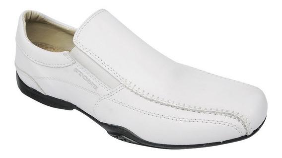 Zapato Stone De Cuero Con Eslásticos 1414