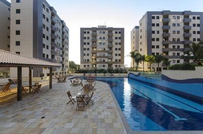 Apartamentol À Venda, Jardim Do Lago, Campinas. - Ap6388