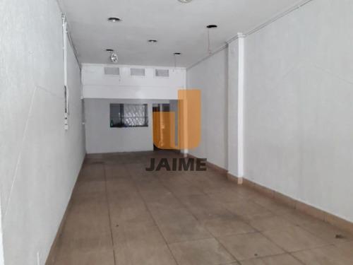 Loja Para Locação No Bairro República Em São Paulo - Cod: Ja14689 - Ja14689