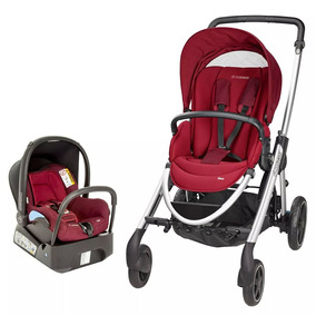 Travel System - Elea - Robin Red - Maxi-cosi