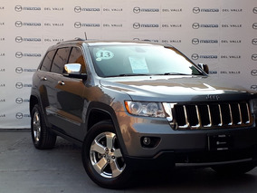 Jeep Grand Cherokee 2013 Limited V6 4x2 C/gps Gris (374)