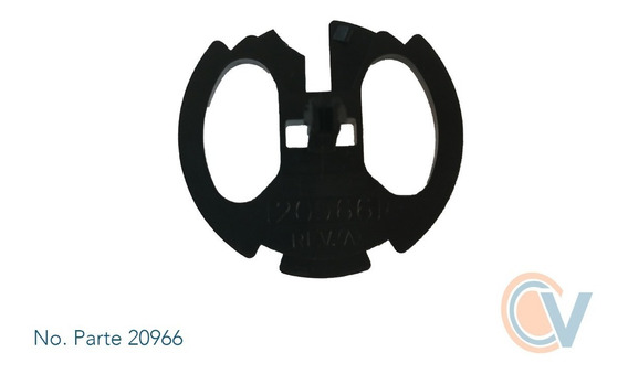 Refacción Vending Ams Porta-espiral (10 Piezas)
