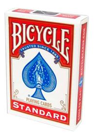 Baralho Bicycle Standard Vermelho