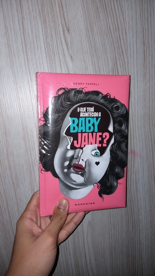 Baby Jane - Darkside Books (lacrado)