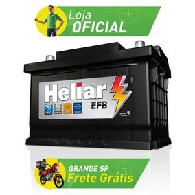 Bateria De Carro Heliar Efb - 60 Amperes - Hfb60hd