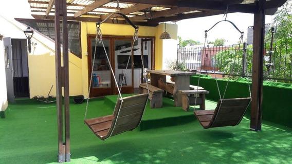 Dueño Vende Casa 2 Dorm. , 2 Baños,garage,escri. Y Barbacoa