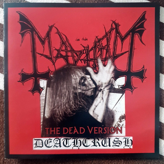Mayhem - Deathcrush, The Dead Files - Cd