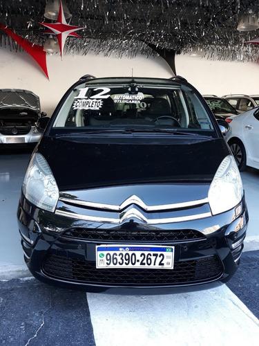 C4 Grand Picasso 2012 7l Automático