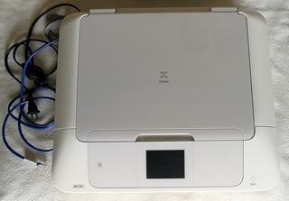 Canon Pixma Mg7720 Wifi Scanner Perfecto Impresora No Anda