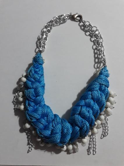 Collar Cadena Artesanal Accesorio Elegante