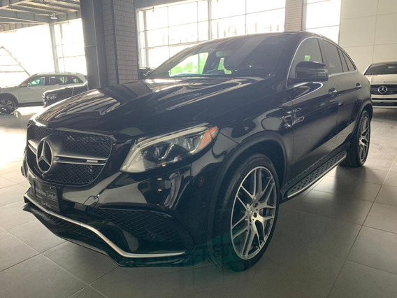 Mercedes Benz Gle63 Amg Coupe 2019 Negro Aut.