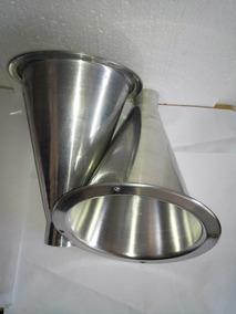 Espanssor De Aluminio Jarão Para D250 Trio