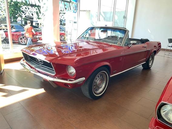 Mustang Conversível 1968