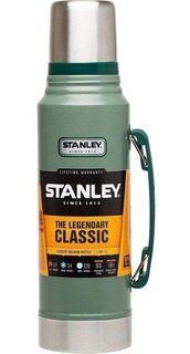 Termo Stanley 1 Litro Classic Acero Inoxidable Original