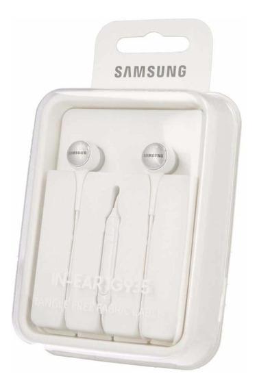 Fone De Ouvido Samsung Intra Auricular Ig935 Branco