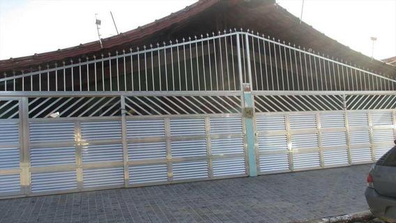 Casa Em Vila Guilhermina, Praia Grande/sp De 238m² 5 Quartos À Venda Por R$ 800.000,00 - Ca169109