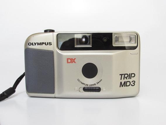 Câmera Fotográfica Olympus Trip Md 3