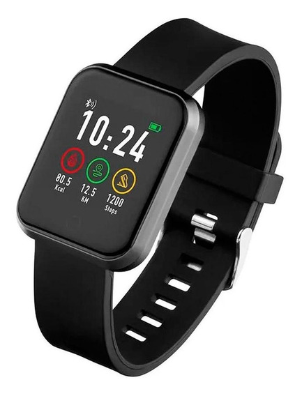 Smartwatch Londres Hora Leitura De Mensagem A Prova Dágua