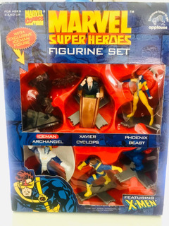 Marvel Super Heroes Figurine Set X Men Exclusive Applause