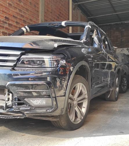 Sucata Volkswagen Tiguan R-line 2018 Para Retirada De Peças