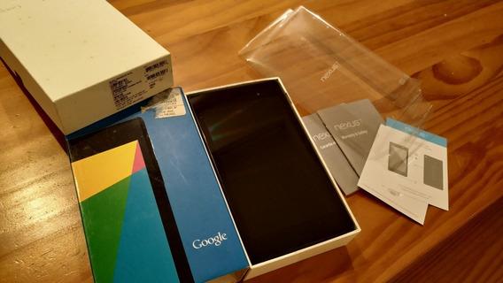 Tablet Google Nexus 7 Asus 2013 - Touch Não Reconhece